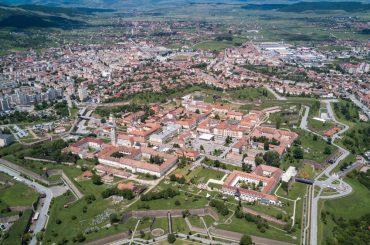 Cetatea-Alba-Iulia-aerian