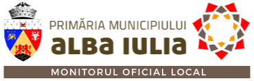 Monitorul Oficial Local Alba Iulia